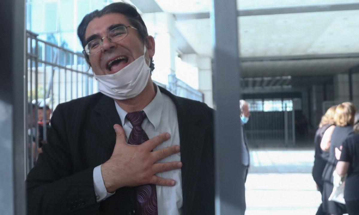 Πατέρας Τοπαλούδη: «Αυτοί κάποτε θα βγουν, εμείς είμαστε νεκροί!» (vid) - Sportime.GR