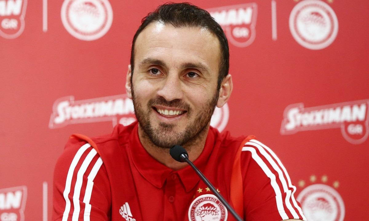 Τοροσίδης: «Την Κυριακή θα κοινωνήσω χωρίς κανένα φόβο» - Sportime.GR