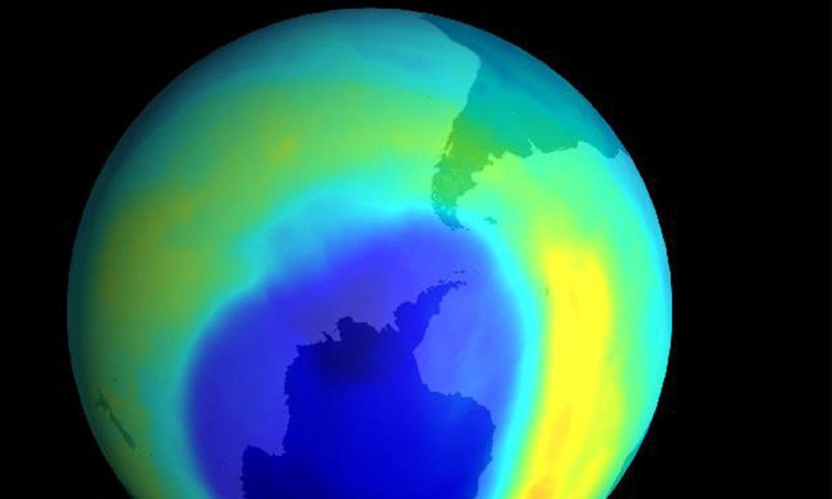 Έκλεισε τεράστια τρύπα του όζοντος στο Βόρειο Πόλο
