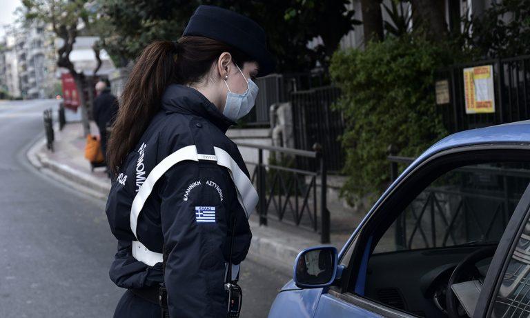 Κορονοϊός: 163 παραβάσεις στη Λεωφόρο Αθηνών-Σουνίου