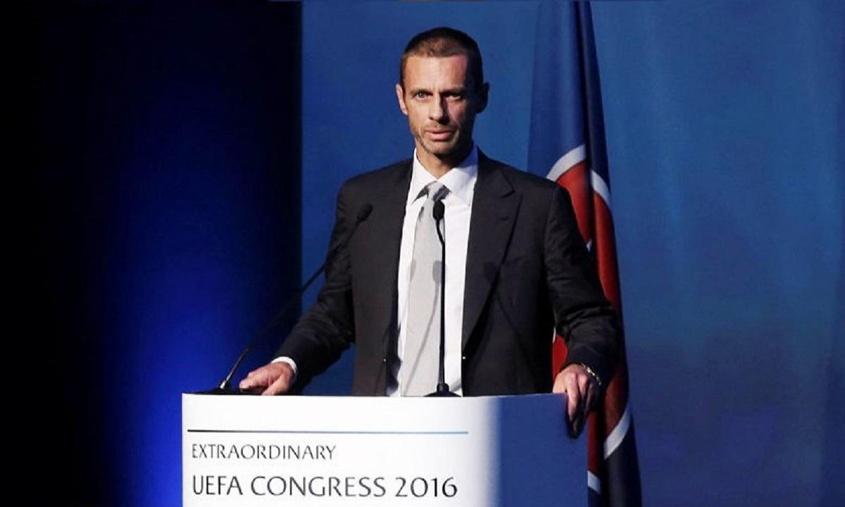 Ο πρόεδρος της UEFA για το πότε θα έχουμε κόσμο στα γήπεδα