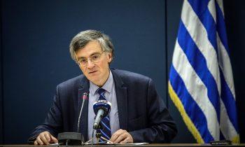 Τσιόδρας: «Θα είχαμε 13.685 νεκρούς, αν δεν παίρναμε μέτρα»