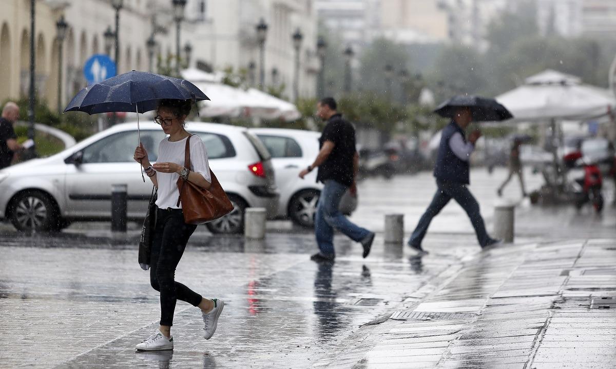 Καιρός 26/5: Ισχυρές καταιγίδες και χαλαζοπτώσεις - Sportime.GR