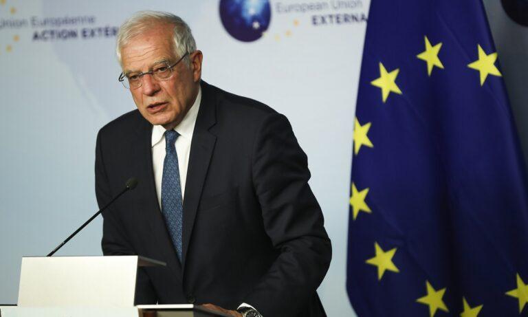ΕΕ προς Τουρκία: «Σεβαστείτε την κυριαρχία της Κύπρου και της Ελλάδας στα ύδατά τους»