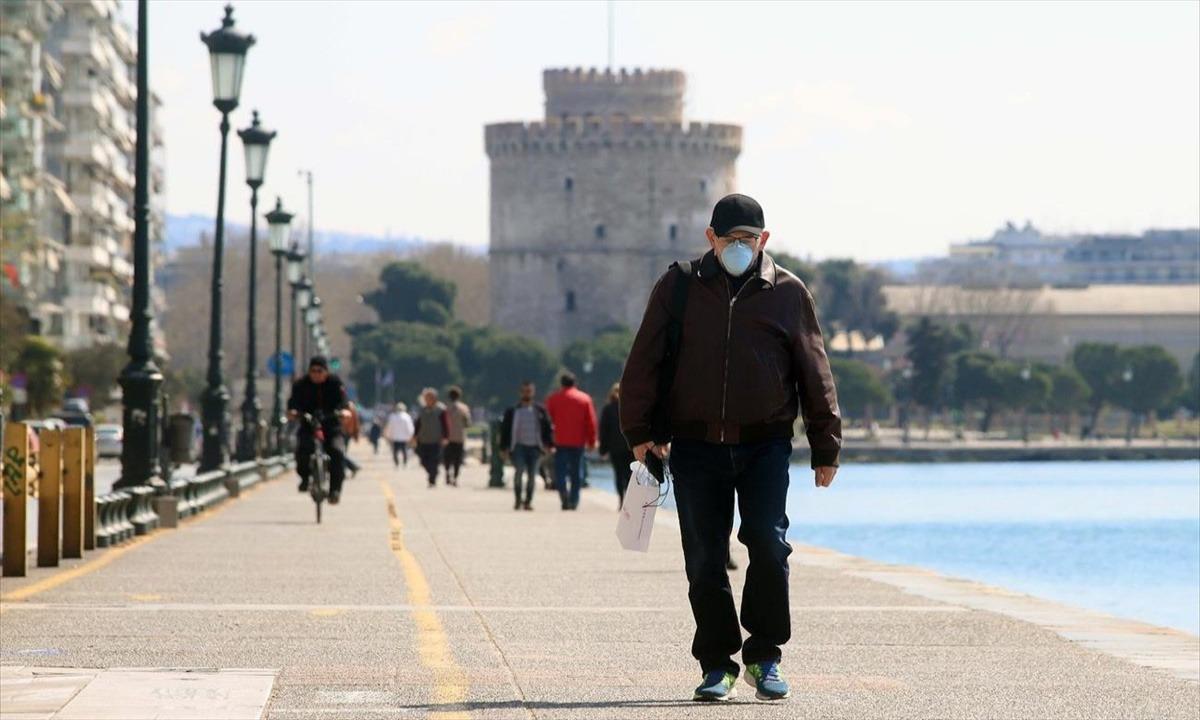 Κορονοϊός – Έκτακτο: Η Θεσσαλονίκη «ανέβηκε» στο «Επίπεδο 3» – Ποια μέτρα αλλάζουν