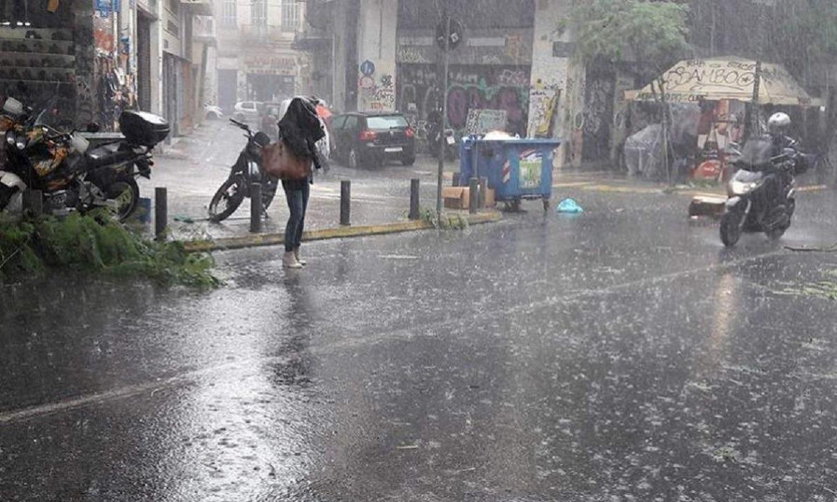 Καταιγίδα στην Αθήνα: Ζημιές σε ηλεκτροδότηση και ίντερνετ - Sportime.GR