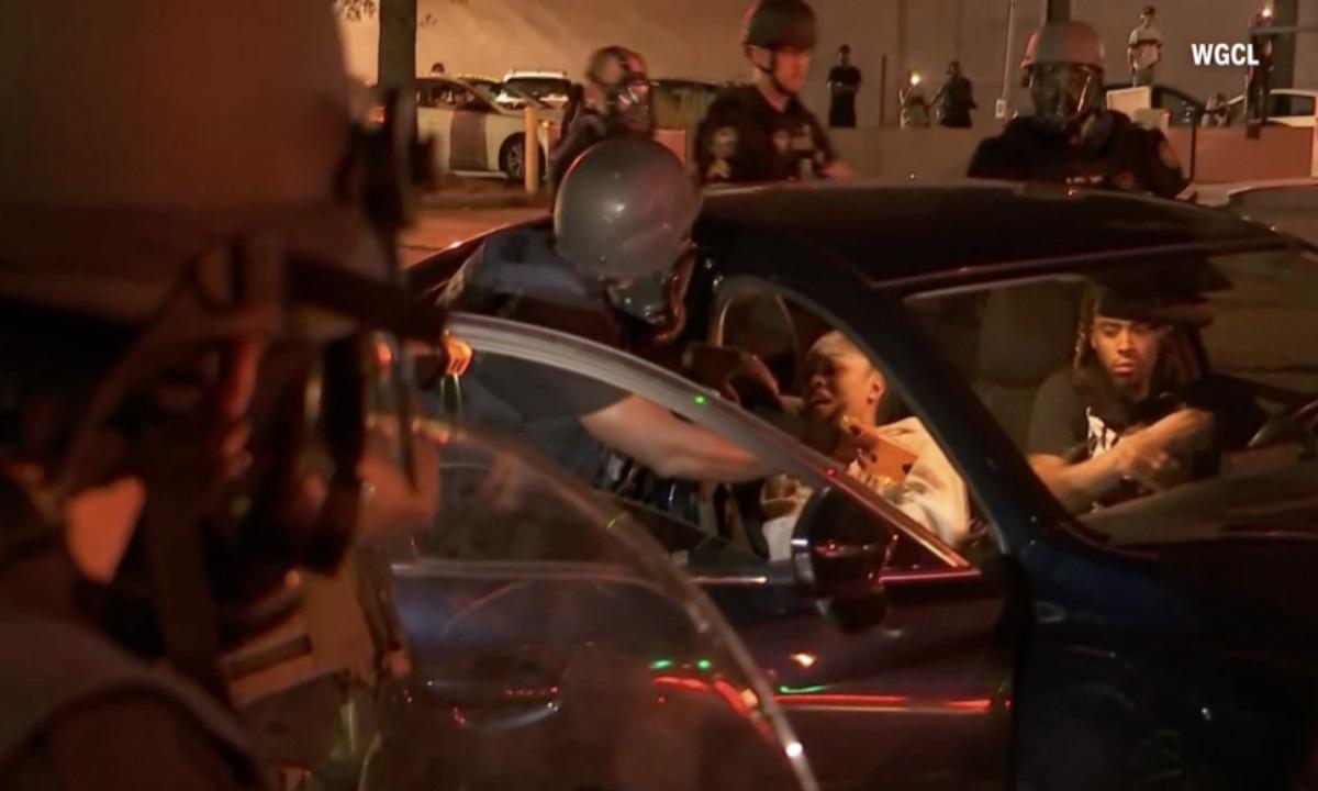 Τζόρτζ Φλόιντ: Νέο περιστατικό αστυνομικής βίας!