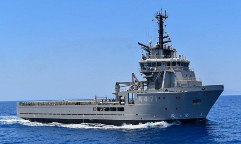 Πολεμικό Ναυτικό: Το ΑΤΛΑΣ 1 που αντέχει σε όλες τις συνθήκες!