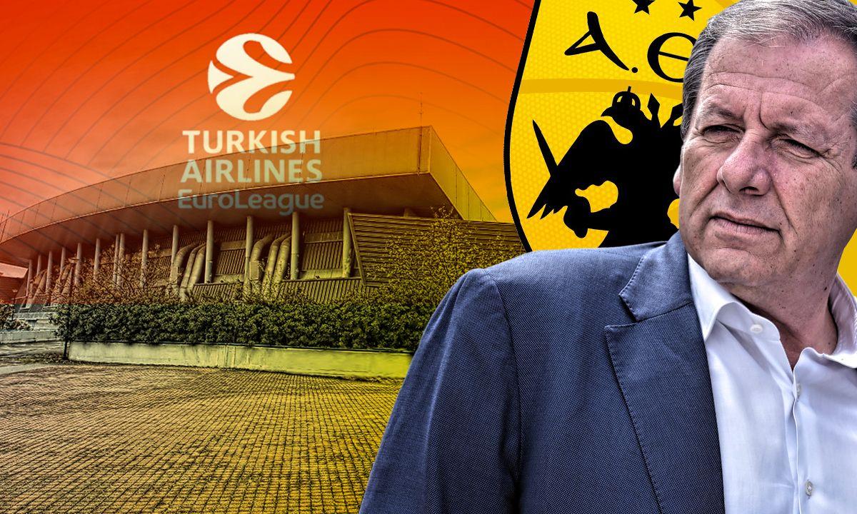 Ιστορική ευκαιρία για την ΑΕΚ του Μάκη Αγγελόπουλου η Euroleague. Αλλιώς… «ευεργέτης με ταβάνι»
