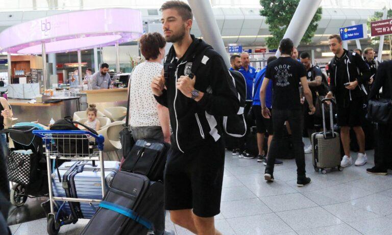 Μιχόγεβιτς: «Χαλάει η μεταγραφή του από τον ΠΑΟΚ στην Άουε»