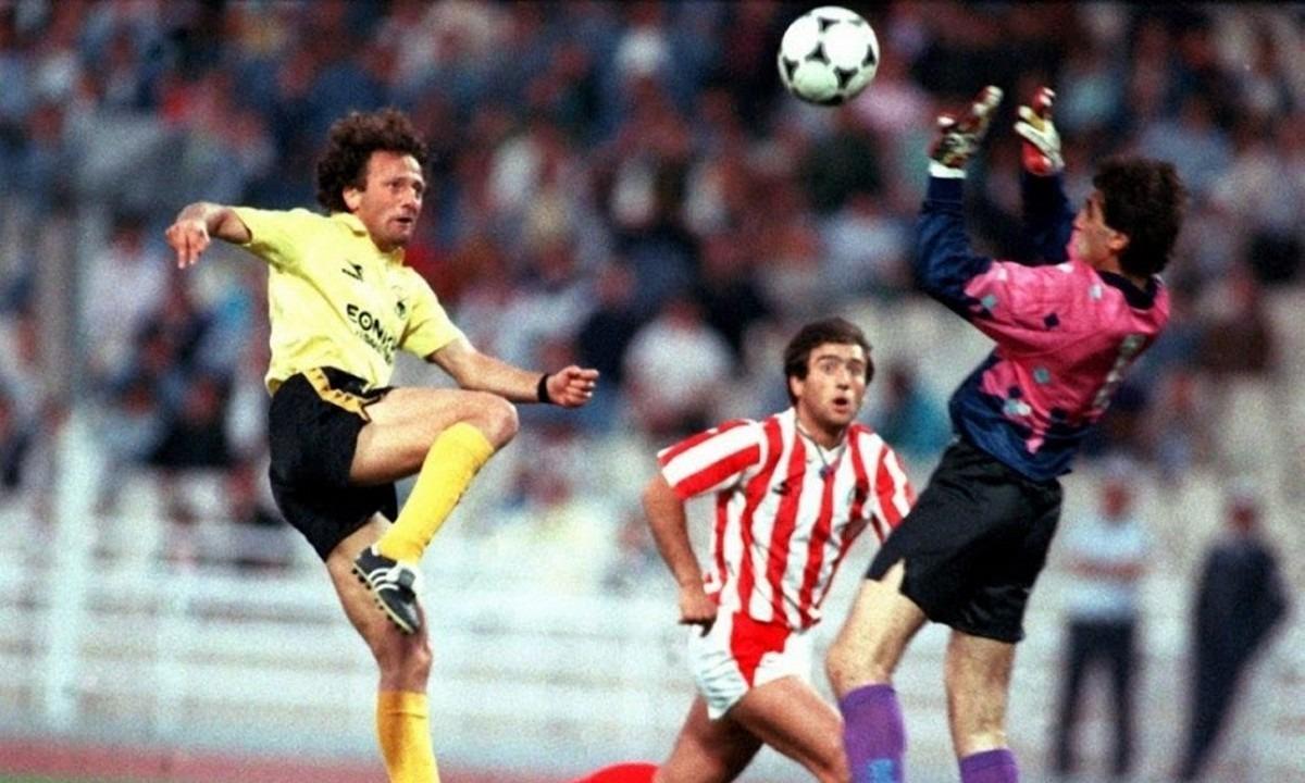 1990: Το μοναδικό League Cup της ιστορίας στην ΑΕΚ (vid)