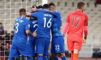 Εθνική Ελλάδας Nations League