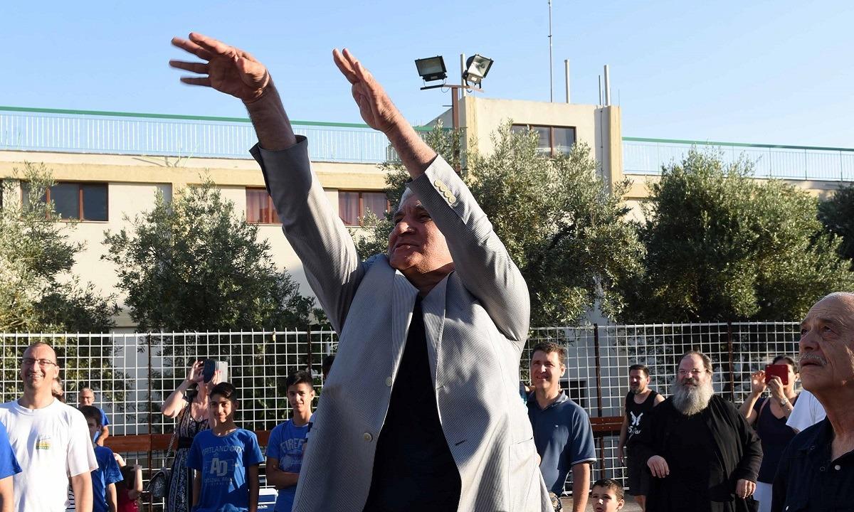 6ο Τουρνουά μπάσκετ «3 on 3» στο Γυμνάσιο «Ελληνική Παιδεία» στο Μαρούσι…