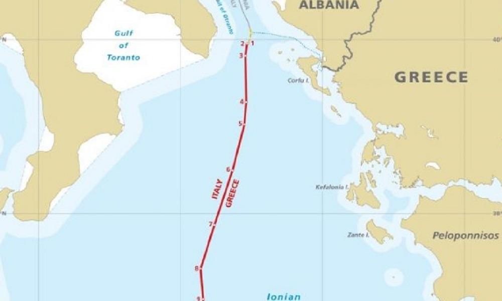 ΑΟΖ: Εκλεισε η συμφωνία Ελλάδας-Ιταλίας αφού ξεπεράστηκε το πρόβλημα της κόκκινης γαρίδας