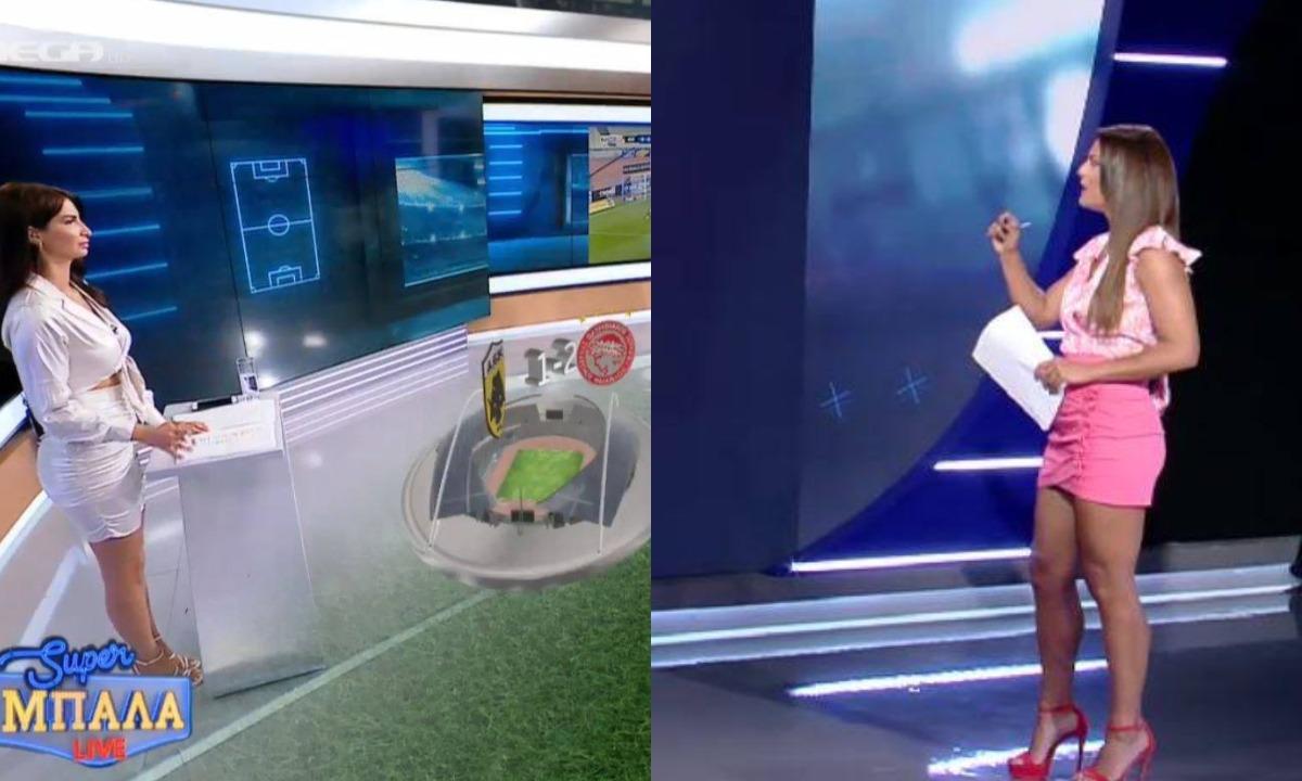 Σούπερ Μπάλα- Total Football- Αθλητική Κυριακή: Η αθλητική τριπλέτα της Κυριακής, αλλά μόνο ένας ήταν ο νικητής στη μάχη της τηλεθέασης.