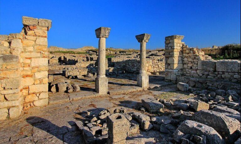 Αρχαία Βύλλιδα: Νέα προσπάθεια από Αλβανούς για παραχάραξη της Ιστορίας (vid)