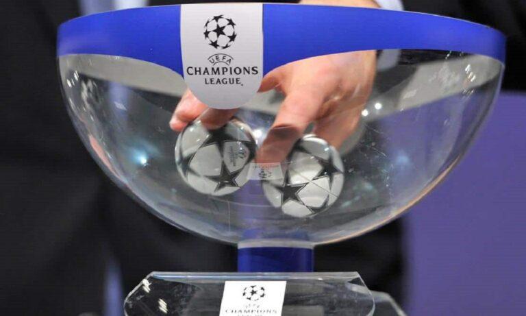 ΠΑΟΚ: Η κλήρωση του Champions League LIVE