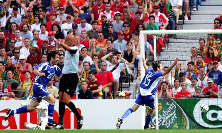 Euro 2004: Η πρώτη φορά που η καρδιά σταμάτησε να χτυπά! (vid)