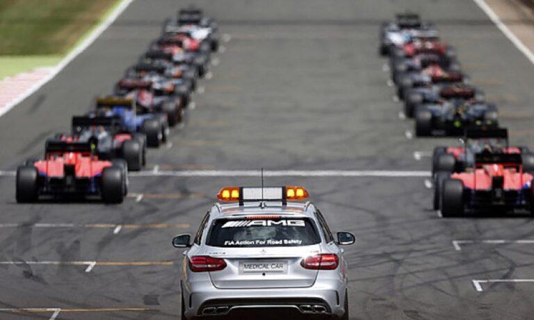 Formula 1: Τα 5 μέτρα προστασίας για τον κορονοϊό