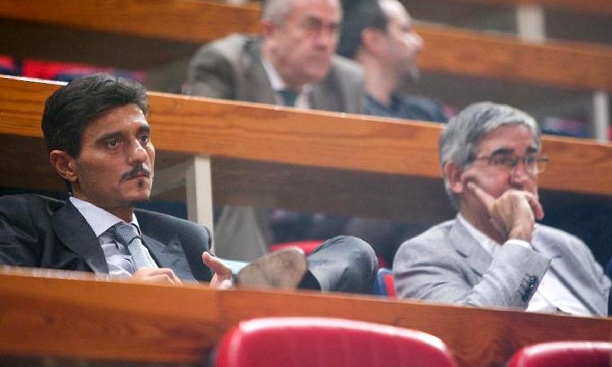 Γιαννακόπουλος σε Μπερτομέου: «Μήπως αγχώνεσαι;» - Sportime.GR