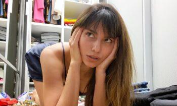 Ηλιάνα Παπαγεωργίου: Topless... ρίχνει το instagram (vid, pics)