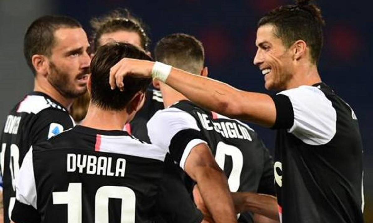 Serie A: Εύκολα με Ρονάλντο η Γιουβέντους, «4άρα» η Μίλαν (vids)