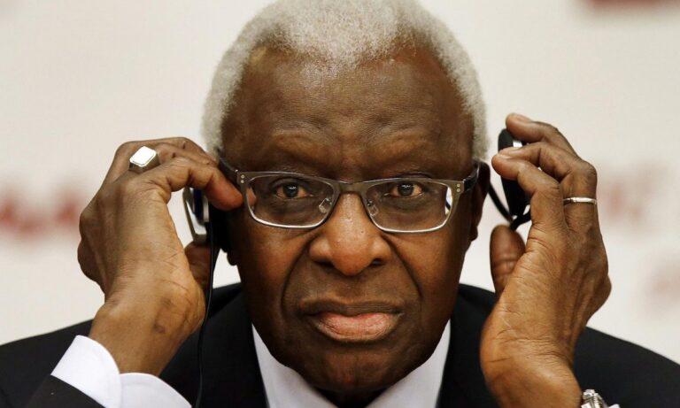 Λαμίν Ντιάκ: Ξεκινά η δίκη του πρώην προέδρου της IAAF