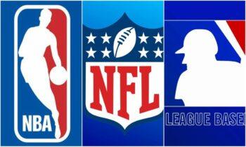NBA- NFL- MBL