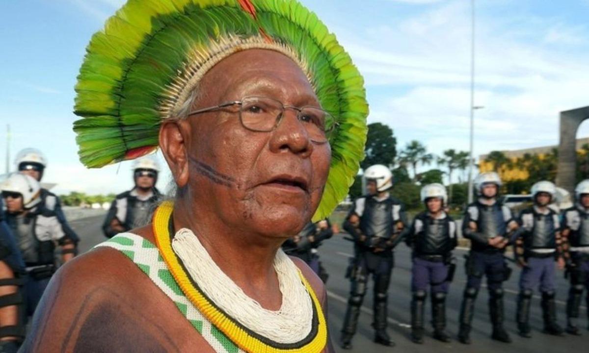 Κορονοϊός: Νεκρός αρχηγός ιθαγενών του Αμαζονίου