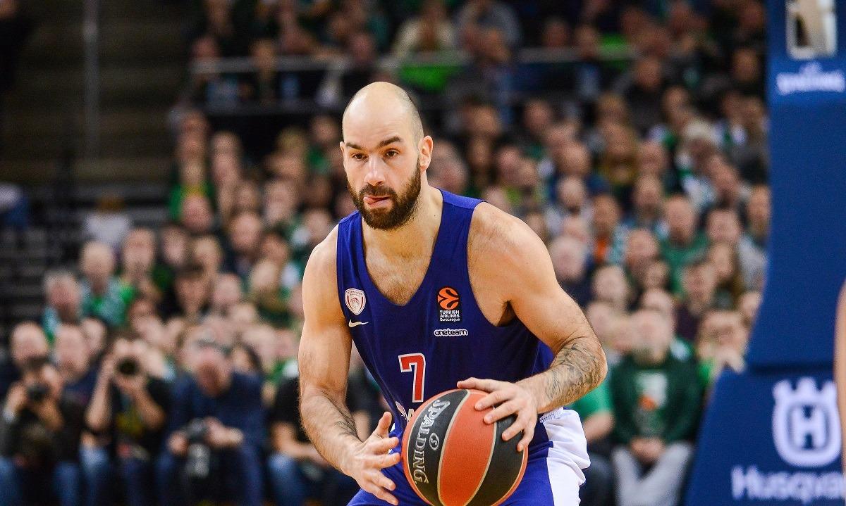 Σπανούλης: «Παίζουμε μπάσκετ για τον κόσμο αλλά η Euroleague πήρε την σωστή απόφαση»