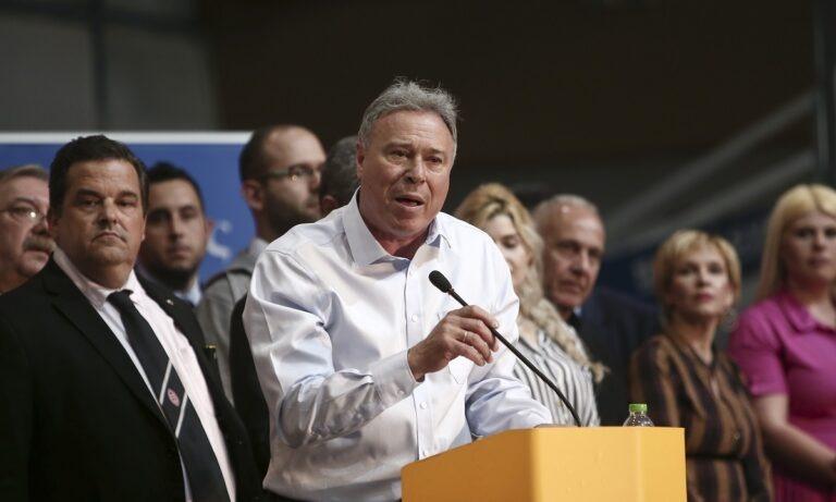 Μαζί Γιάννης Σγουρός και Ρένα Δούρου -Νομιμοποιείται η υποψηφιότητα Σγουρού για τις εκλογές της ΕΟΚ
