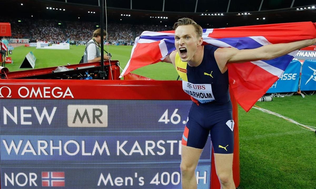 Απίστευτος Βάρχολμ άγγιξε το παγκόσμιο ρεκόρ!