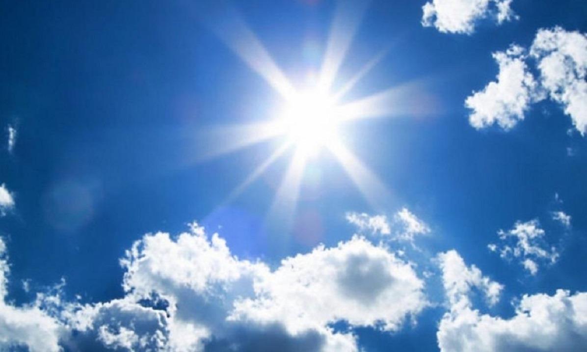 Καιρός 4/6: Αίθριος με άνοδο της θερμοκρασίας