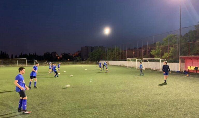 Ακαδημία ΓΣ Απόλλων Σμύρνης: «Μένουμε στο γήπεδο και ασφαλείς»