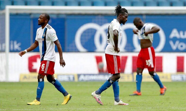 Bundesliga 2: Διασυρμός για το Αμβούργο, στα μπαράζ με Βέρντερ η Χαϊντενχάιμ (vid)