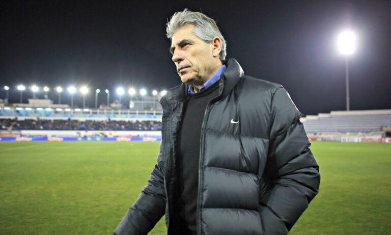Αναστασιάδης: «Ο ΠΑΟΚ διεκδικεί και τους δύο τίτλους»!