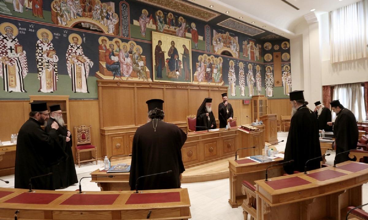 Ιερά Σύνοδος: «Καμία παραχώρηση οικοπέδου της Εκκλησίας σε ΜΚΟ για δομή φιλοξενίας στη Νέα Πέραμο»