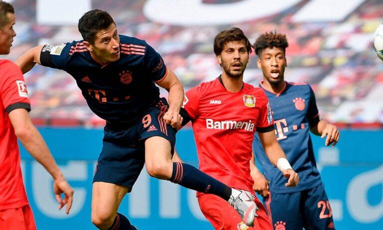 Bundesliga: «Πετάει φωτιές» η Μπάγερν, σοκ για τη Λειψία (vids)