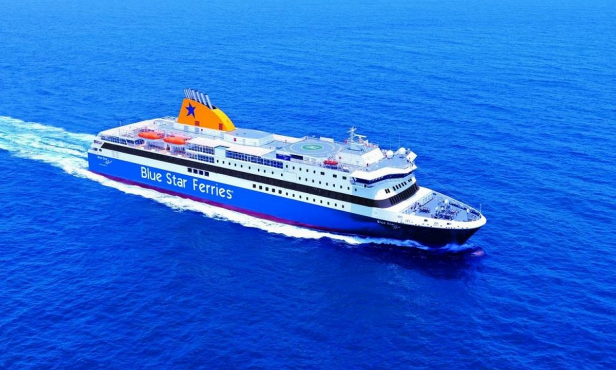 Blue Star Ferries: Μεγάλη έκπτωση μέχρι 30/9