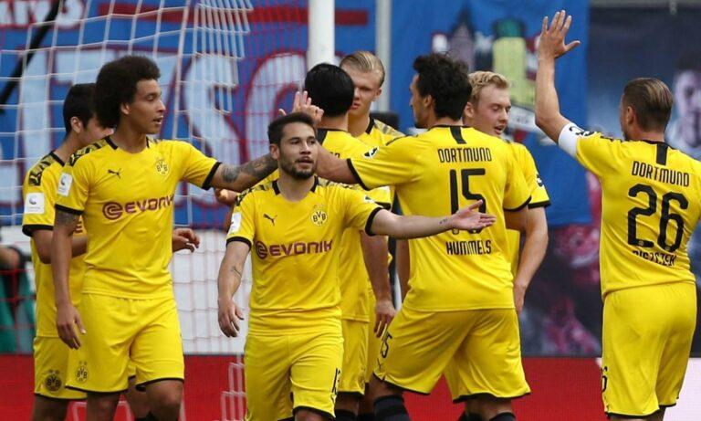 Bundesliga: «Κλείδωσε» τη 2η θέση η Ντόρτμουντ, στην Ευρώπη Βόλφσμπουργκ και Χόφενχαϊμ (vids)