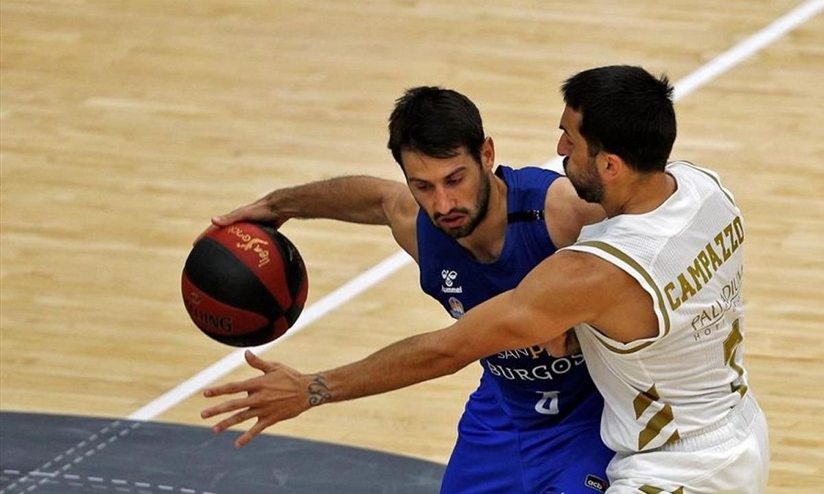 Μπούργος-Ρεάλ 87-83: Έγραψε ιστορία!