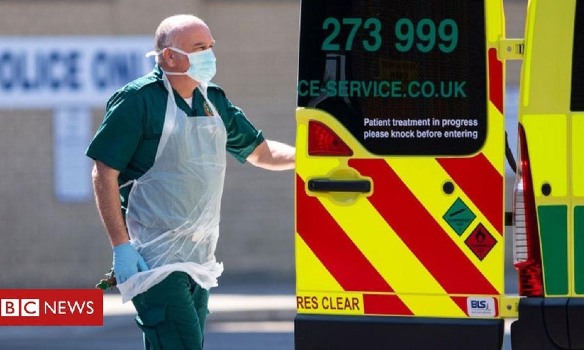 Κορονοϊός – Ηνωμένο Βασίλειο: Στους 40.465 οι θάνατοι από COVID-19 - Sportime.GR