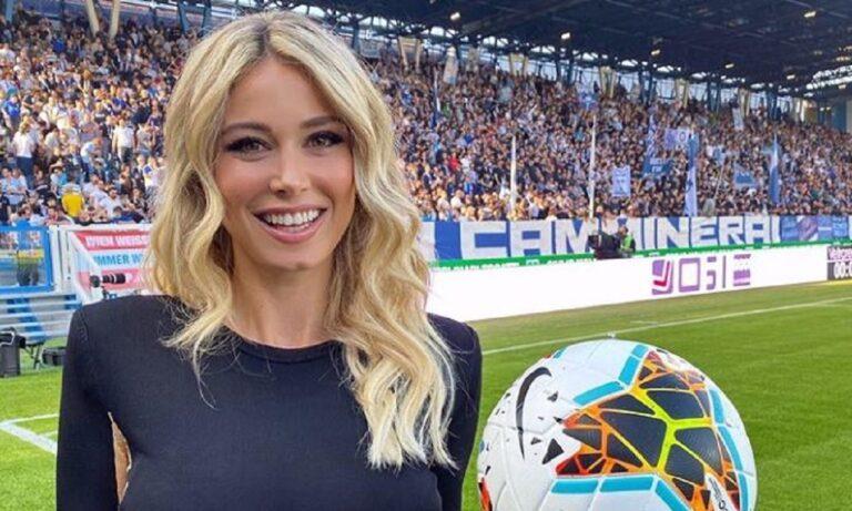 Serie A: Η Ντιλέτα Λεότα ετοιμάζεται να παίξει μεγάλη... μπάλα! (pics)