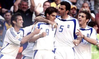 Euro 2004: Όταν η Εθνική Ελλάδα σόκαρε την Ισπανία (pics-vids)