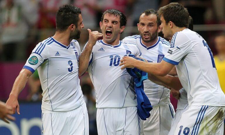Euro 2012: Ο Καραγκούνης στέλνει την Ελλάδας στους «8»