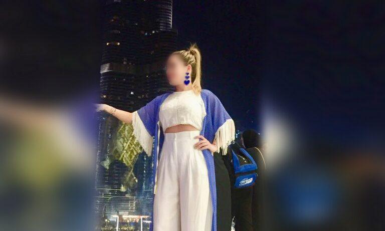Αγγελική Νικολούλη: Λύνει το μυστήριο της μαυροφορεμένης με το βιτριόλι