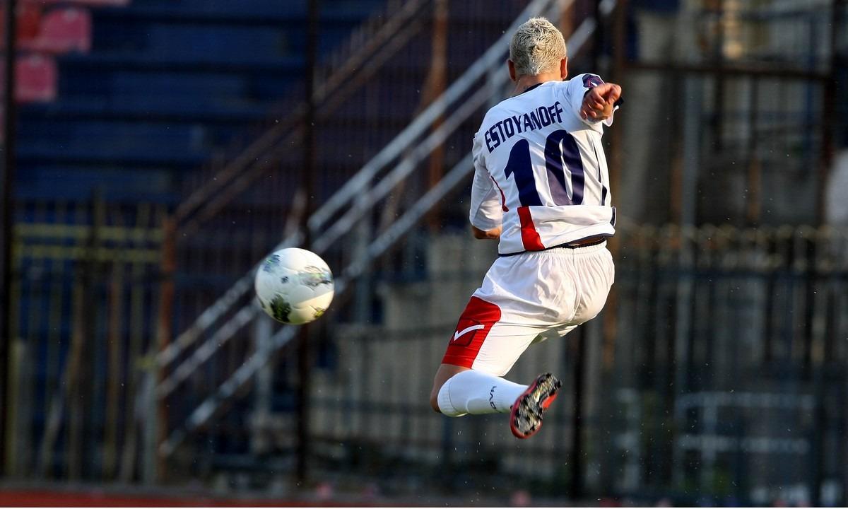 Ήταν ο Φαμπιάν Εστογιανόφ ότι πιο cool είχαμε δει στα ελληνικά γήπεδα;