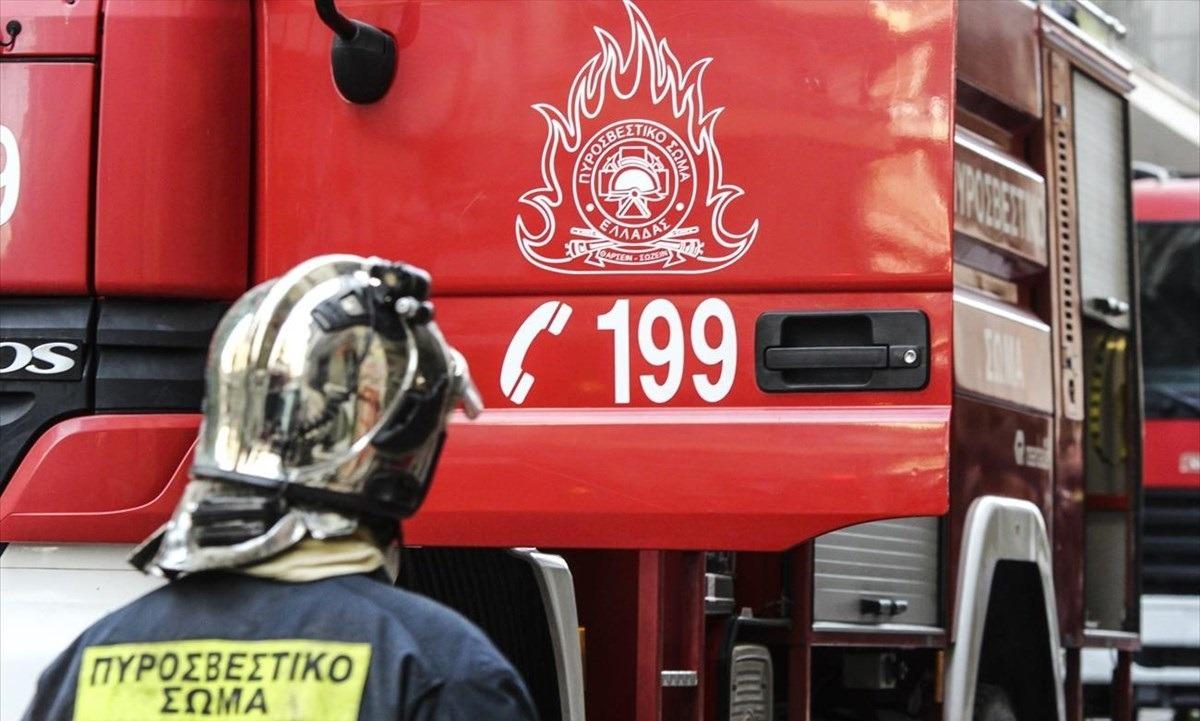 Υπό μερικό έλεγχο πυρκαγιά στην Κυπαρισσία