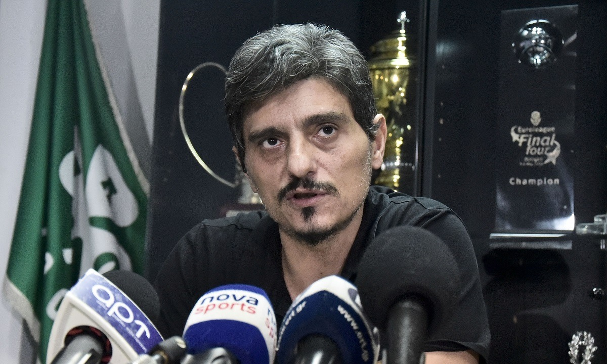 Δημήτρης Γιαννακόπουλος: «Κλείδωσε» η νέα ημερομηνία της συνέντευξης Τύπου - Sportime.GR