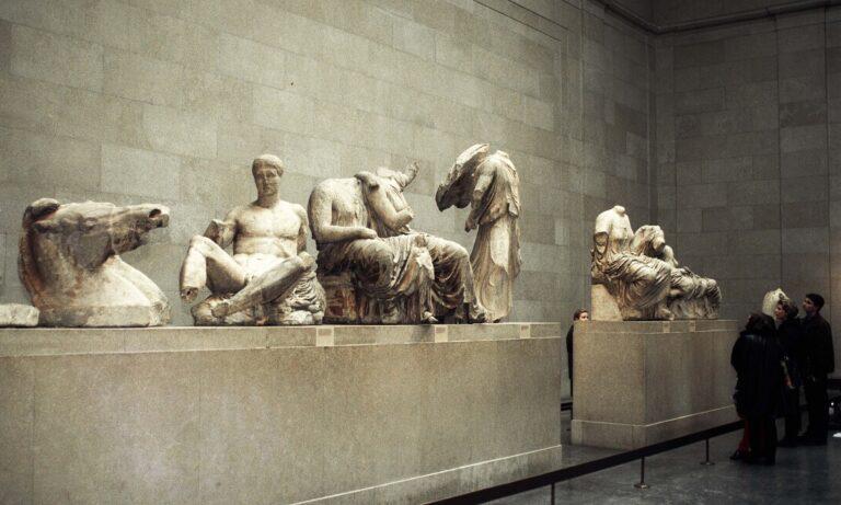 Βρετανικό Μουσείο: «Τα γλυπτά του Παρθενώνα είναι νόμιμα δικά μας»!